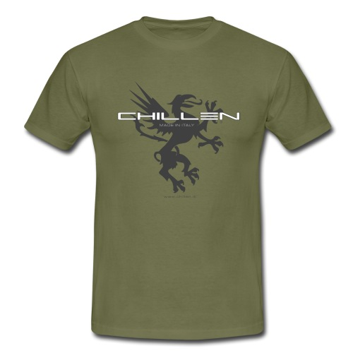 Chillen-gym - Men's T-Shirt