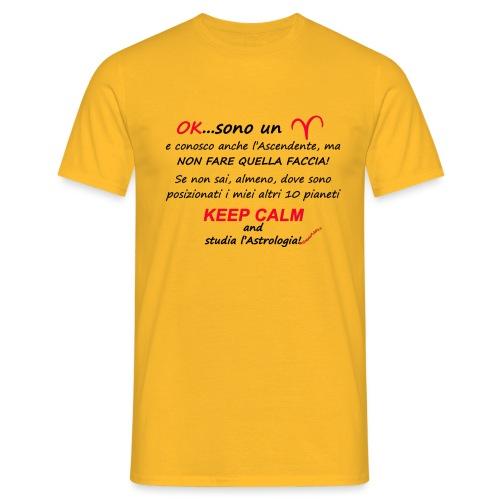 ARIETE - Maglietta da uomo
