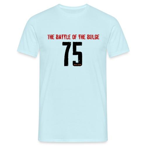 75ème anniversaire de la bataille des Ardennes - T-shirt Homme