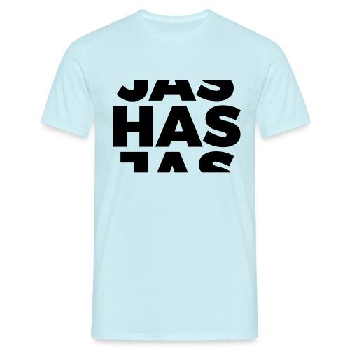 JasHasJas - Mannen T-shirt