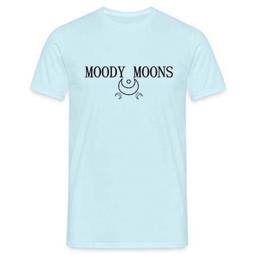 MOODY MOONS LOGO - Maglietta da uomo