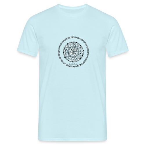 Mandala - La Roue Tourne - T-shirt Homme