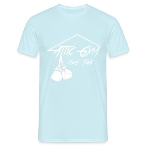 AtticgymFINAL - Mannen T-shirt
