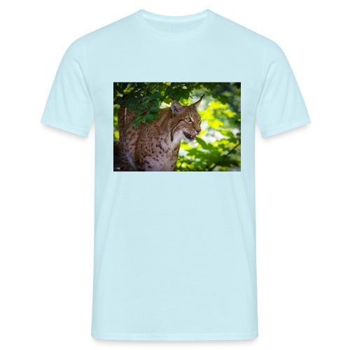 Luchs - Männer T-Shirt