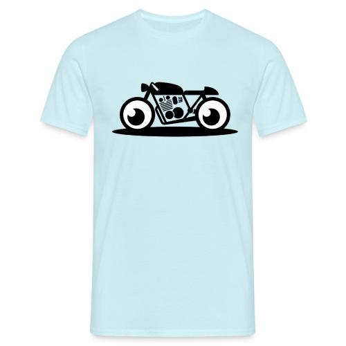 259 2594755 triumph thruxton bike source bullet bi - Männer T-Shirt