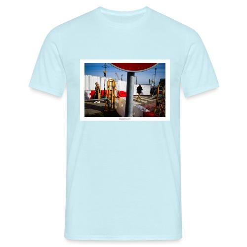 Signals. - Camiseta hombre