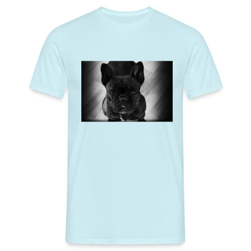 French Bulldog - Herre-T-shirt