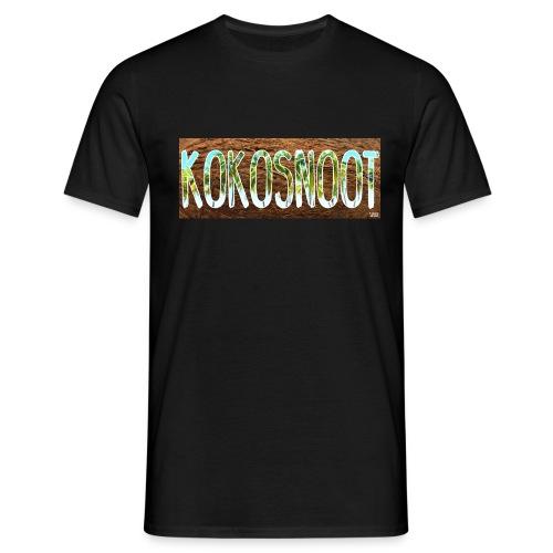 Kokosnoot - Mannen T-shirt