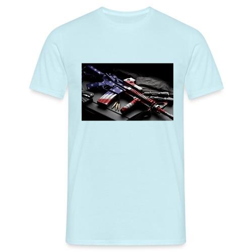 American Gangster - Männer T-Shirt
