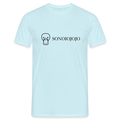 sonoiojojo - Maglietta da uomo