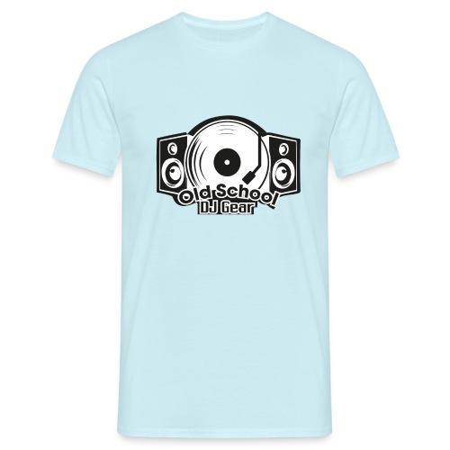 Old School DJ Gear - Männer T-Shirt