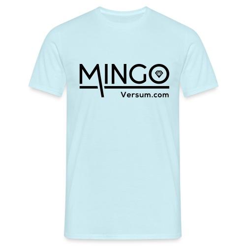 mingoversum akademie nw logo - Men's T-Shirt
