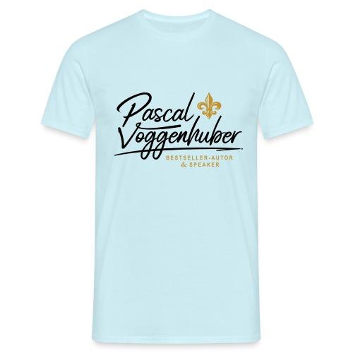 Pascal Voggenhuber Autor & Speaker - Männer T-Shirt