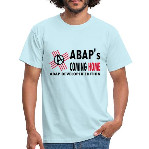 ABAPsComingHomeBlack - Männer T-Shirt
