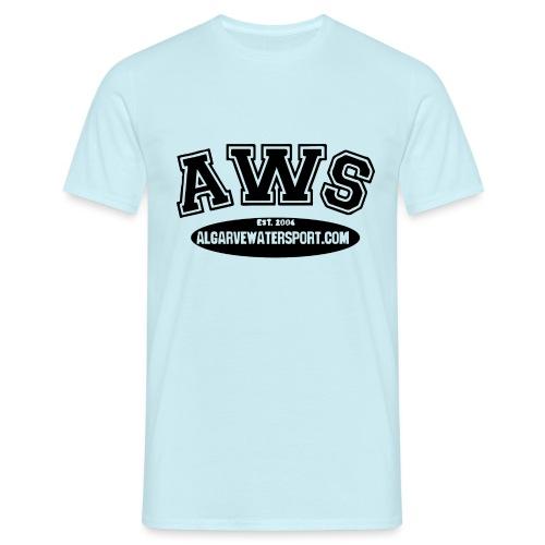 AWS Athlet - Men's T-Shirt