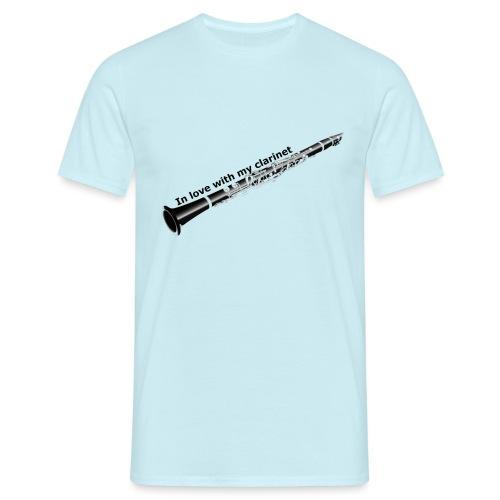 Klarinette I - Männer T-Shirt