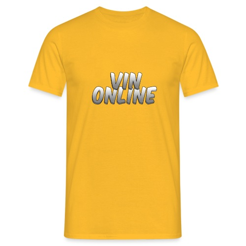 VinOnline - Mannen T-shirt