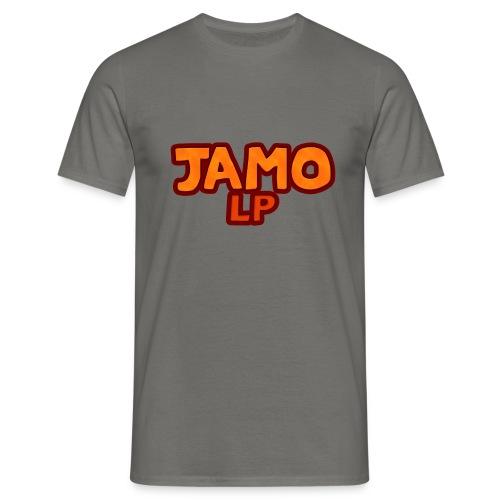 JAMOLP Logo Mug - Herre-T-shirt