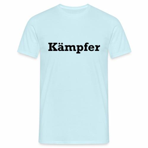Kämpfer - Männer T-Shirt