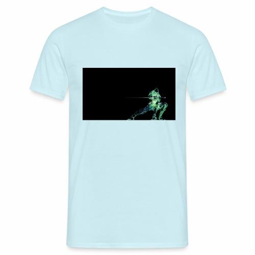 green ninja from PDCM - Mannen T-shirt
