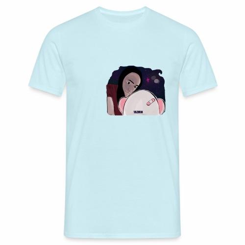 yazmin - Camiseta hombre