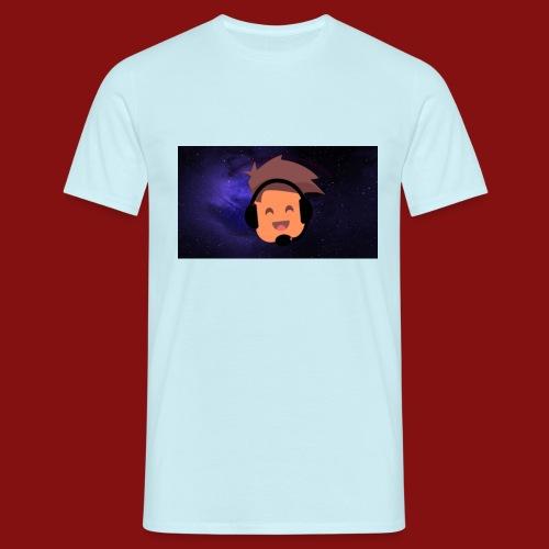 ProfilBild RymdBakgrund - T-shirt herr