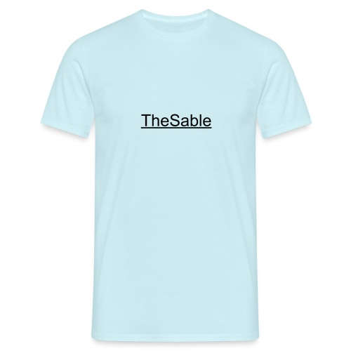 TheSable Sable T-shirt - Herre-T-shirt