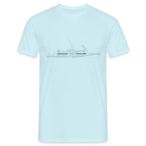 MS Helgoland - Männer T-Shirt