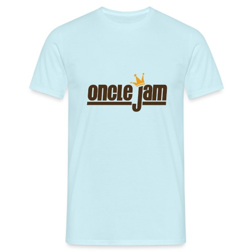 Oncle Jam horizontal brun - T-shirt Homme