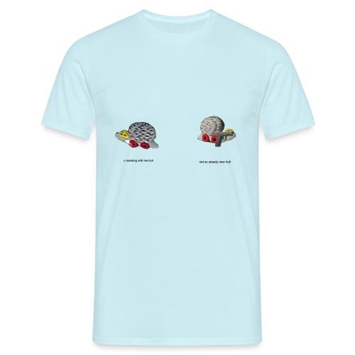 stunt snigel - T-shirt herr