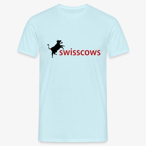 Swisscows - Männer T-Shirt