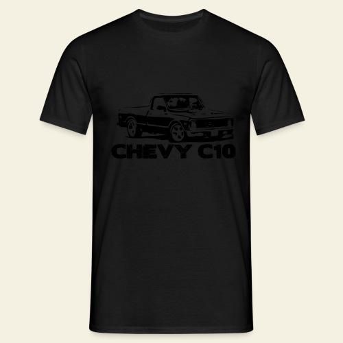c10 small - Herre-T-shirt