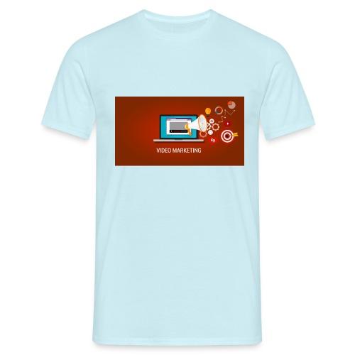 video marketing - Camiseta hombre