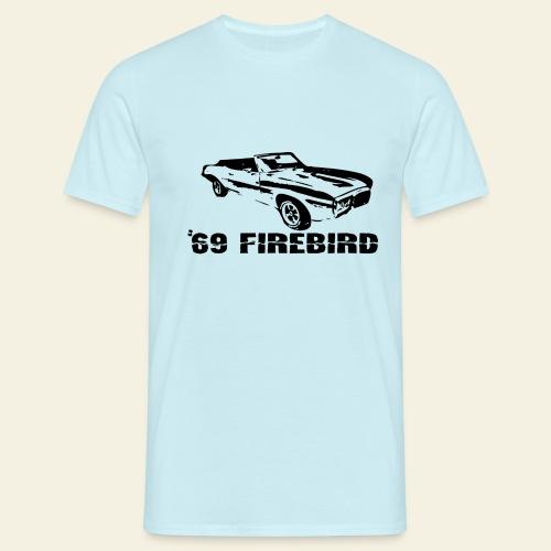 firebird small - Herre-T-shirt