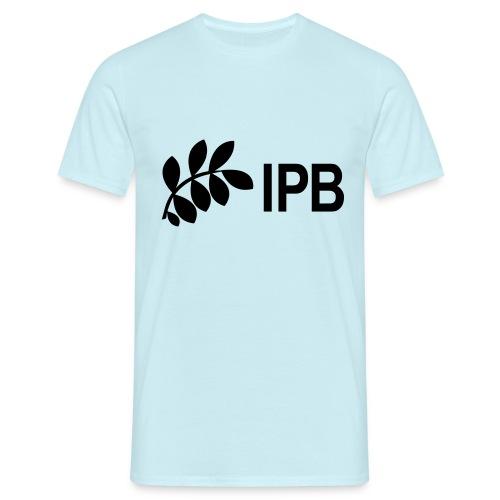 IPB version 3 black - Men's T-Shirt