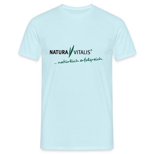 Natürlich erfolgreich - Männer T-Shirt