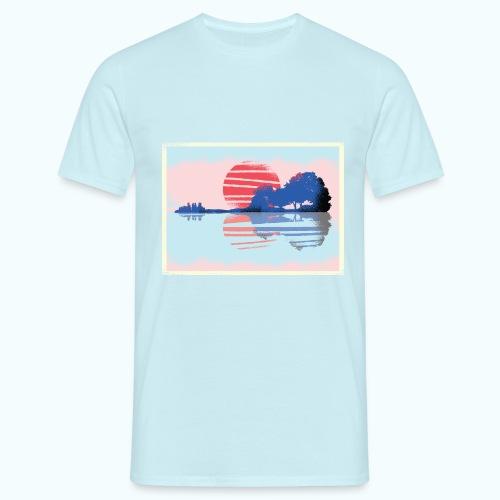 Vintage graffiti - Men's T-Shirt