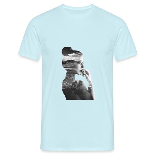 Femme - T-shirt Homme