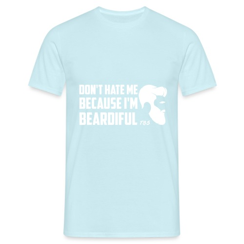 dont hate - T-shirt herr