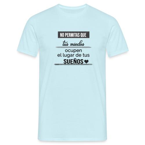 miedos - Camiseta hombre
