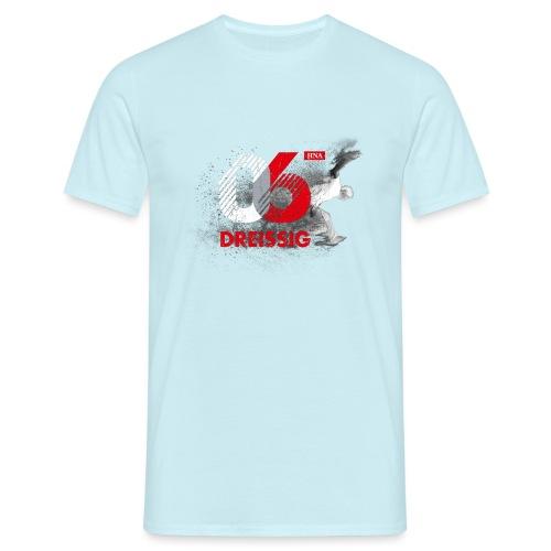 06:30 Logo sw - Männer T-Shirt