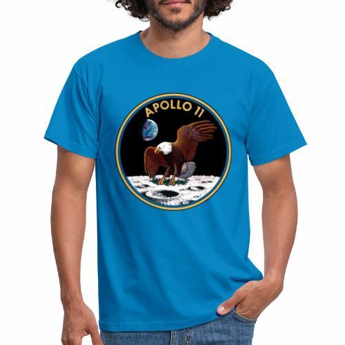 Apollo 11 logo NASA - T-shirt Homme