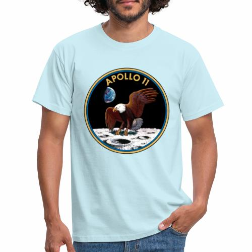 Apollo 11 logo NASA - T-shirt Homme