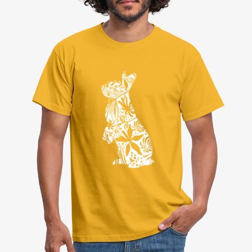 FlowerBunny - Miesten t-paita