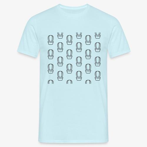 kaktus2 - Koszulka męska