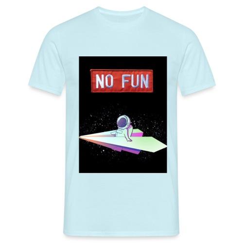 NO FUN - Männer T-Shirt