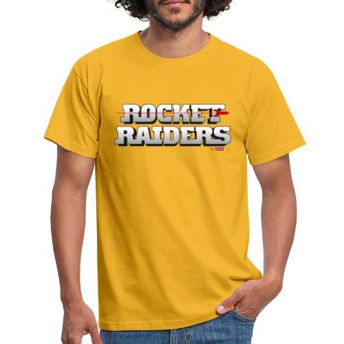 patame Rocket Raiders Logo - Männer T-Shirt