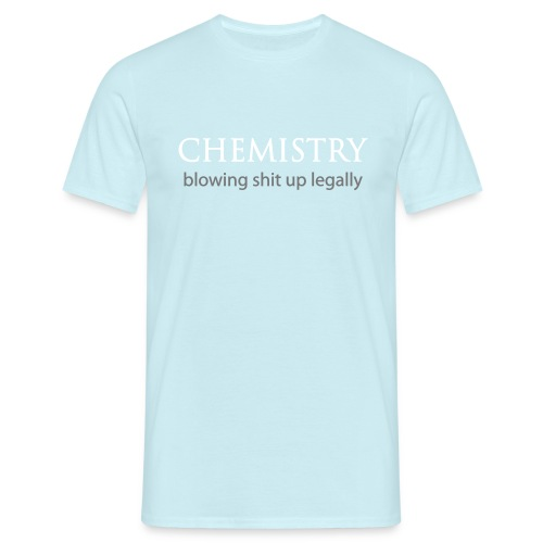 yellowibis blowingup vec - Men's T-Shirt