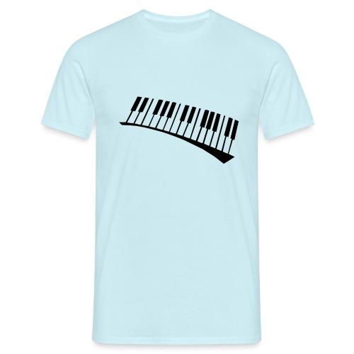 Piano - Camiseta hombre