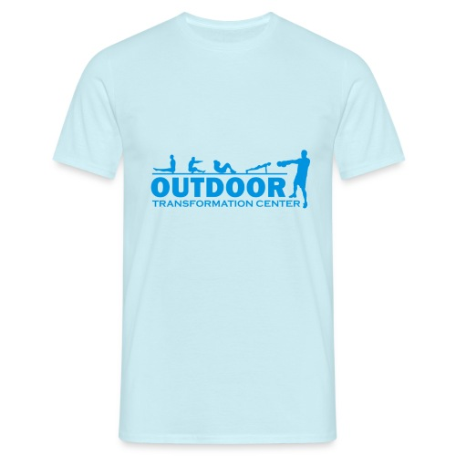 OTC Large Logo - Men's T-Shirt
